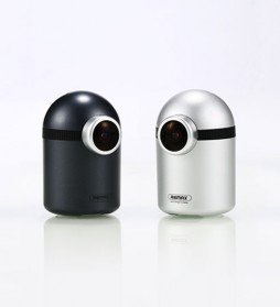 Remax Cutie Car Dashboard Camera 1080P - CX-04 - Black - 3