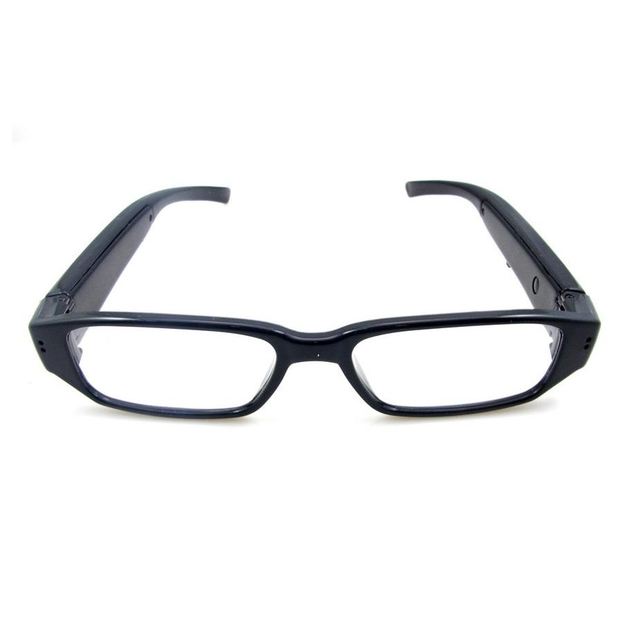 Spy Eyewear Glasses Camera Video Recorder Hd P Black