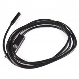 Android Endoscope Camera 7mm 720p IP67 Waterproof for Smartphone and PC Laptop - Black - 2