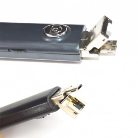 Android Endoscope Camera 7mm 720p IP67 Waterproof for Smartphone and PC Laptop - Black - 6