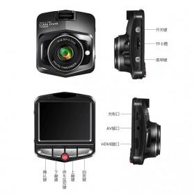 DVR Mobil 2.4 Inch 1080P - G10 - Black - 3