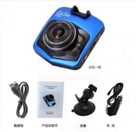 DVR Mobil 2.4 Inch 1080P - G10 - Blue - 4