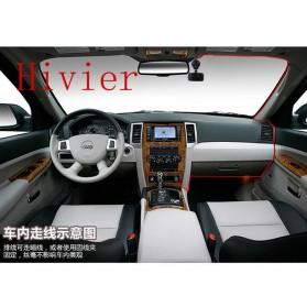 DVR Mobil 2.7 Inch 1080P - G30 - Black - 7