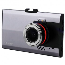DVR Mobil Slim Camcorder Ultra Clear IR Night Vision HD 720P - Silver