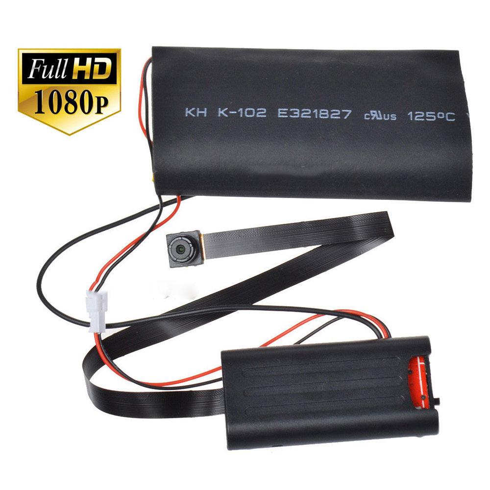 Kamera Pengintai Spy Hidden Camera Hd 1080p With Wireless Remote Kancing Baju Control Black 10