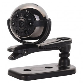 SQ9 Kamera Mini DV Full HD 1080P Night Vision - Black - 1