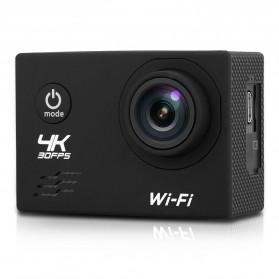 Action Camera Waterproof 4K WiFi - V3 - Black - 2