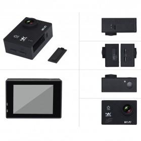 Action Camera Waterproof 4K WiFi - V3 - Black - 3