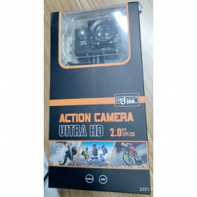Action Camera Waterproof 4K WiFi - V3 - Black - 9