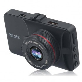 Kamera DVR Mobil Wide Angle 1080P - A6 - Black - 3