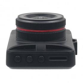 Kamera DVR Mobil Wide Angle 1080P - A6 - Black - 8