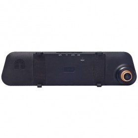 Kaca Spion DVR Kamera 1080P 4.3 Inch Display - HS900A - Black - 6