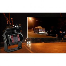 Yoelbaer Kamera Mobil Blindspot Waterproof - Black - 9