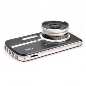 Kamera DVR Mobil Dual Lens 1080P - T18 - Black - 4