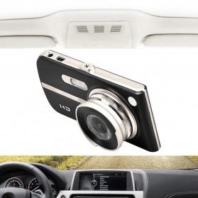 Kamera DVR Mobil Dual Lens 1080P - T18 - Black - 8