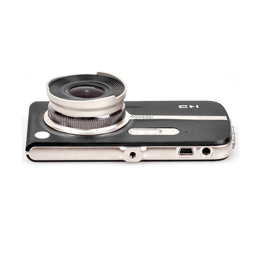 Kamera DVR Mobil Dual Lens 1080P - T18 - Black - 3