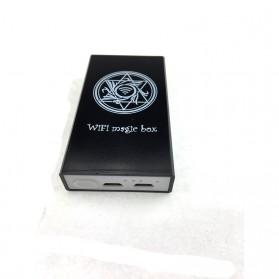 Kamera Endoscope WiFi Magic Box Waterproof 5.5mm 480P 3.5M - F100 - Black - 4