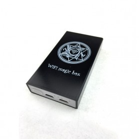 Kamera Endoscope WiFi Magic Box Waterproof 5.5mm 480P 3.5M - F100 - Black - 5