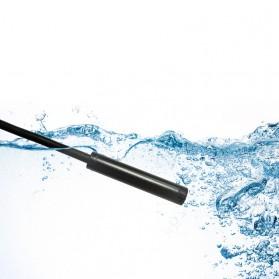 Kamera Endoscope WiFi Waterproof HD 8.0mm 1200P 2M - F130 - Black - 7