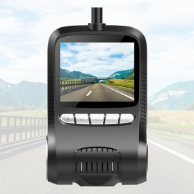 Car Dash Camera WiFi DVR Mobil LCD 2 Inch Night Vision 1080P - RS501 - Black