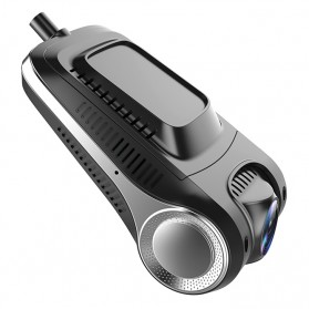 Car Dash Camera WiFi DVR Mobil LCD 2 Inch Night Vision 1080P - RS501 - Black - 2