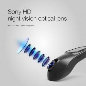 Car Dash Camera WiFi DVR Mobil LCD 2 Inch Night Vision 1080P - RS502 - Black - 9