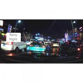 Car Dash Camera WiFi DVR Mobil Night Vision 1080P - RS200 - Black - 6