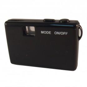 Taff 5MP HD Smallest Mini DV Digital Camera Video Recorder Camcorder Webcam DVR - Black - 2