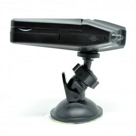 Podofo HD Car DVR Camera with TFT Screen - PD-198 - Black - 6