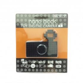 Nano Block USB Toy Digital Camera 5MP - Black