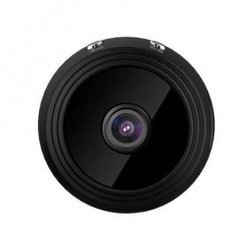 Baco Smart Mini IP Camera CCTV Spy Cam 1080P - A9 - Black - 3