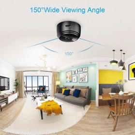 Baco Smart Mini IP Camera CCTV Spy Cam 1080P - A9 - Black - 6
