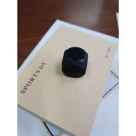 Baco Kamera Mini DV Portable HD V20.3 Motion Detector - M21 - Black - 2
