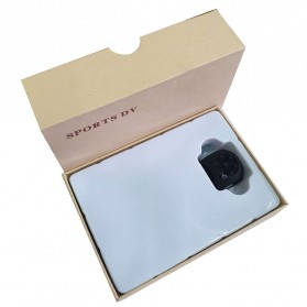 Baco Kamera Mini DV Portable HD V20.3 Motion Detector - M21 - Black - 3