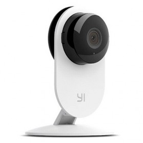 Xiaomi Xiaoyi Smart CCTV Home Camera with Nightvision (International Vers) - White - 1