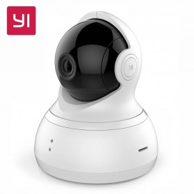 Xiaomi Yi Dome Smart CCTV IP Security Camera HD 720P Night Vision - White