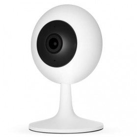 Xiaomi iMilabs Chuangmi Smart IP Camera CCTV 720P - White - 1