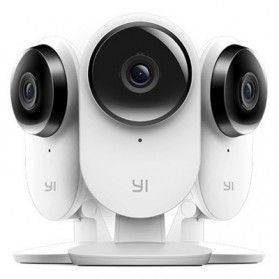 Xiaomi Xiaoyi 2 Smart CCTV Home Camera 1080P with Nightvision (LOCKED) - White - 5