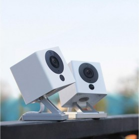 Xiaomi Yi Xiaofang 1S Smart IP Camera CCTV 1080P - White - 5