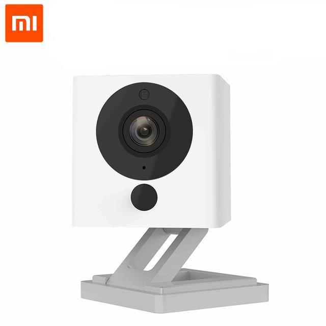 Xiaomi Yi Xiaofang 1S Smart IP Camera CCTV 1080P - White