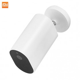 Xiaomi Mijia Smart Wireless IP Camera CCTV  F2.6 AI Humanoid 1080P - CMSXJ11A - White