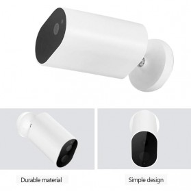 Xiaomi Mijia Smart Wireless IP Camera CCTV  F2.6 AI Humanoid 1080P - CMSXJ11A - White - 4