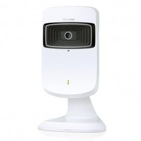 TP-LINK NC200 WiFi Cloud Security Camera iOS and Android - White