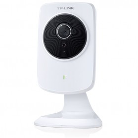 TP-LINK NC220 Day/Night WiFi Cloud Security Camera 300Mbps for iOS and Android - White