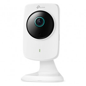 TP-LINK HD Day/Night Wi-Fi Camera - NC260 - White - 2
