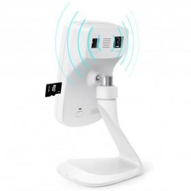 TP-LINK HD Day/Night Wi-Fi Camera - NC260 - White - 3