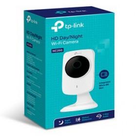 TP-LINK HD Day/Night Wi-Fi Camera - NC260 - White - 6