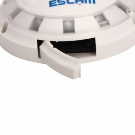 ESCAM UFO Panoramic Waterproof IP Camera CCTV Fish Eye 360 Degree 1/3 Inch 1.3MP 720P - QP130 - White - 6