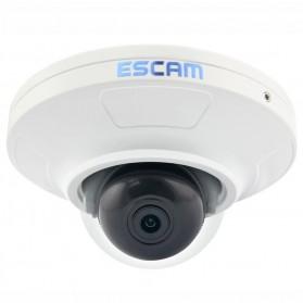 ESCAM HD3200 Waterproof Dome IP Camera CCTV 1/3 Inch CMOS 1080p - White