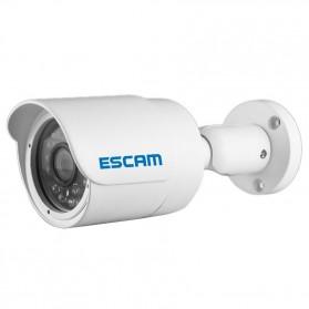 ESCAM HD3100 Waterproof Bullet IP Camera CCTV 1/3 Inch 2MP CMOS 1080p - White